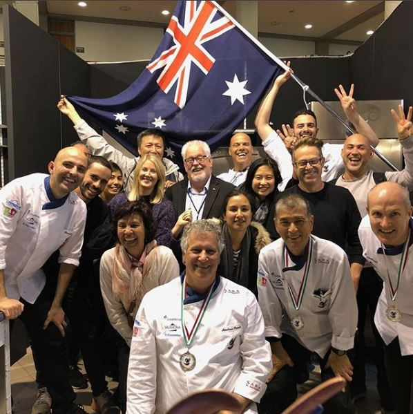 Gelato News: Australian Rises to the Top of the Gelato World Once Again!